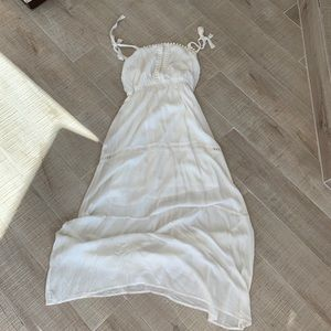 JustFab dress lace S